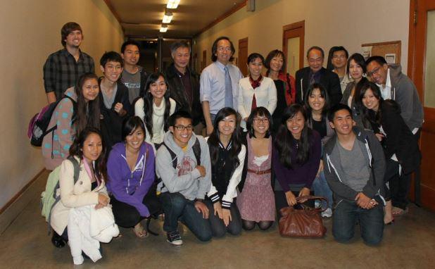 Du Tử Lê và Trường Đại Học Berkeley Oct 2010