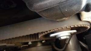 Left Side Timing belt