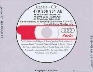 MMI Software Update From To Audi - Audi mmi update