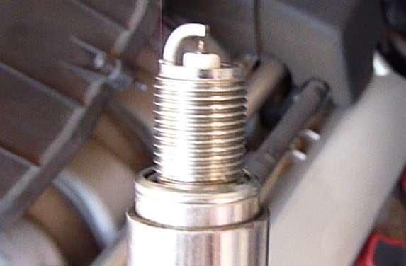 NGK Iridium Plug