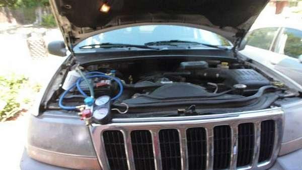 Jeep Cherokee Laredo AC Charging DYI