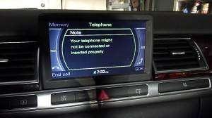 MMI 2G BT Phone