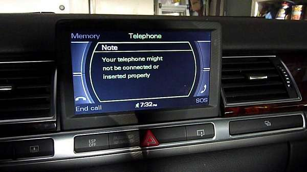 Basic Voice Commands For MMI 2G BT Phone and Navigation