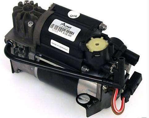 A8L Suspension Pump Retrofit