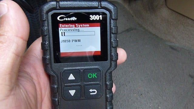 Creader 3001 OBDII Scanner