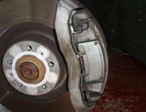 Replace Front Brake Pads On 2006 A8L