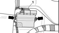 A8 D3 J520 electrical system control module 2