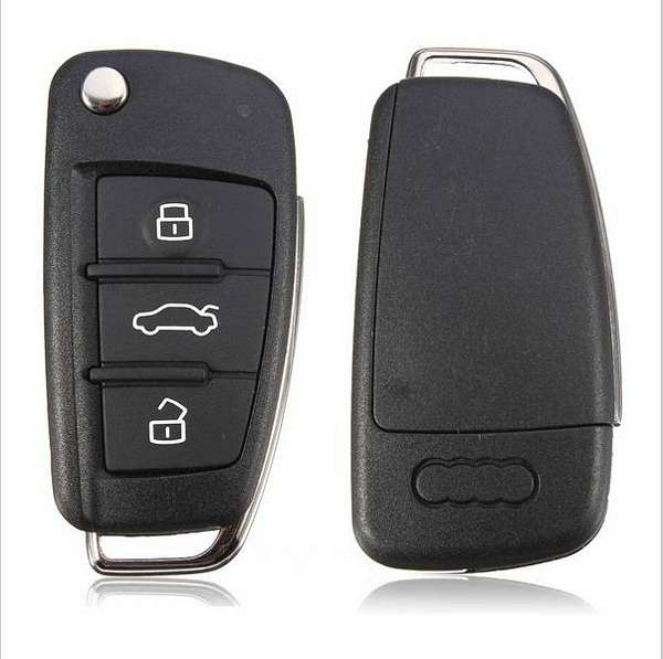 Q7 Remote Key Fob Repair – Audi