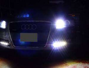 2006 A8L LEDS Lights Retrofit