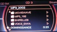 Q7 MP3 CD Player