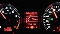 speedometer is off
