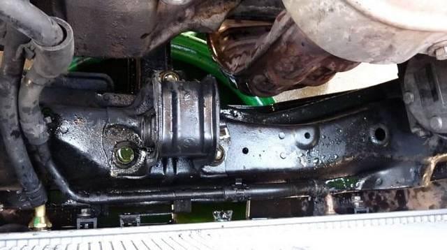 The motor mount