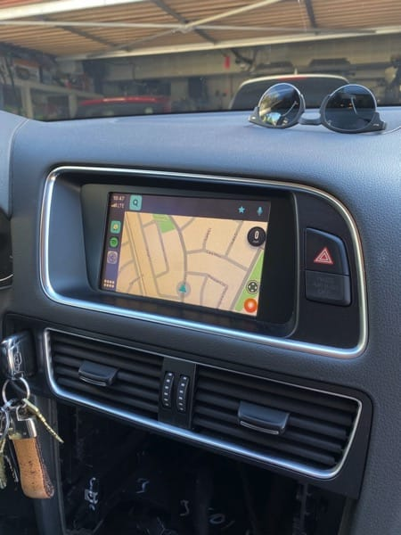 Install Apple CarPlay/Android Auto To MMI 3G Plus