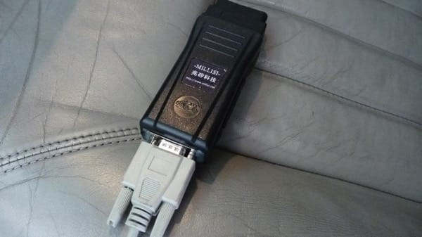 Serial Vag-Com For Audi Cars