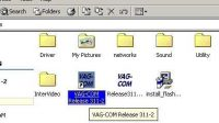 Old VCDS software