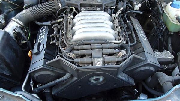 Audi A6 2.8L V6