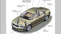 Audi Adaptive Air Suspension Diagram