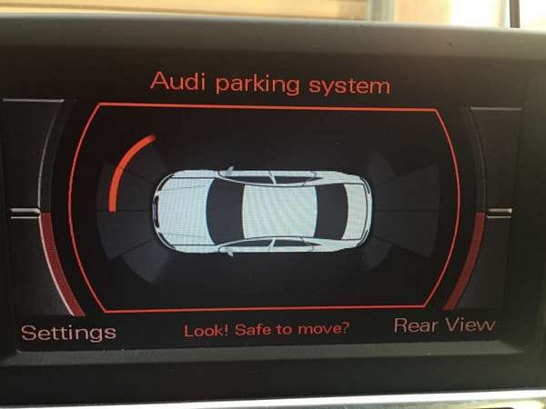 Backup camera does not activate in reverse - AudiWorld Forums