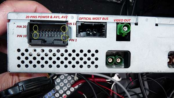 How To Install Analog Tv Tuner 4e0 919 146 On Audi Mmi 2g  U2013 Audi