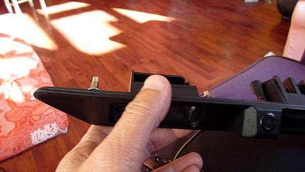 A8 D3 OEM replica camera and handle screw