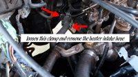 Odyssey Heater valve