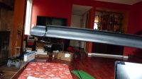 plastic wind deflector on