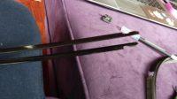 wiper metal frame