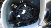 Q7 left mirror motor