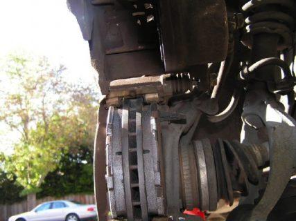 Odyssey Front Brake