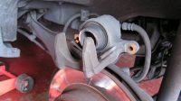 rear brake piston