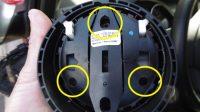 torx screws locations