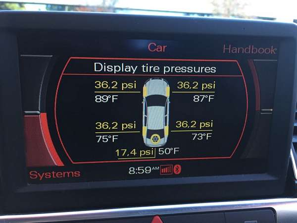 The Tpms Tire Pressure Monitoring System That Works