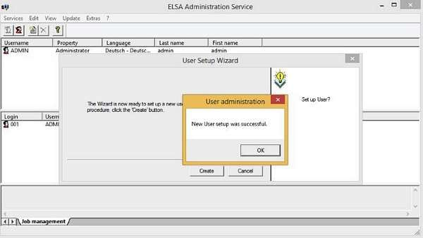 ELSAwin Server