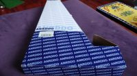 Anrddo wiper blade for A8L D3