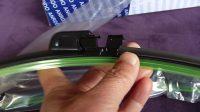 Anrddo wiper blade key for A8L D3