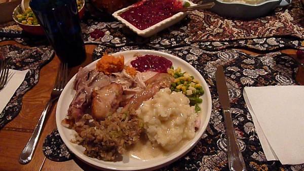 Thanksgiving 2014 At The Burger