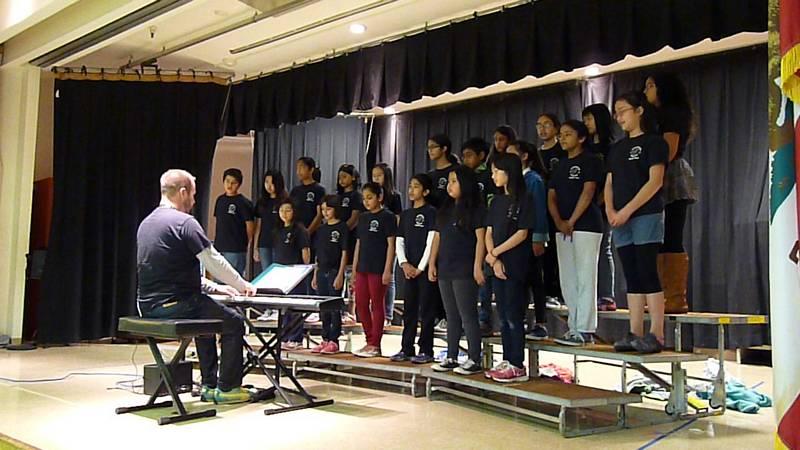 Tumbalalaika By Ardenwood Elementary Choir