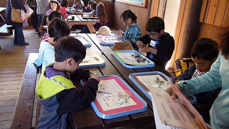 Ardenwood Elementary Second Grade Field Trip 2014