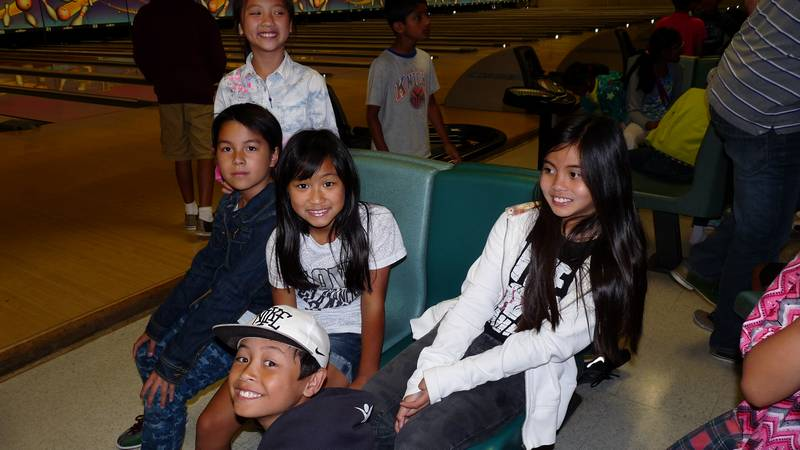Ardenwood Elementary 4th Grade Cloverleaf Family Bowl Field Trip