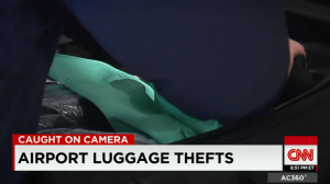airport theft