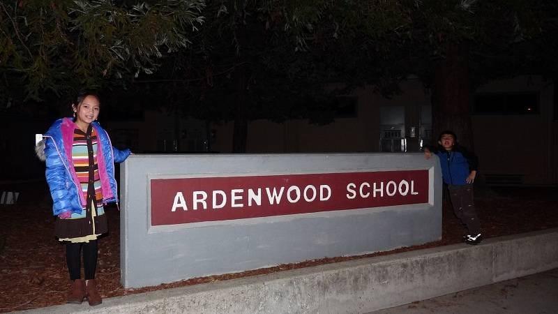 December' Round The World In Ardenwood Elementary