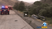 Crash killed 2 families on Freeway 5