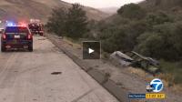 Crash killed 2 families on Freeway 5
