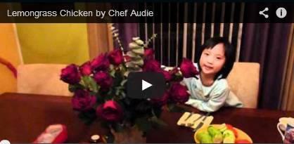 Lemongrass Chicken By Chef Audie