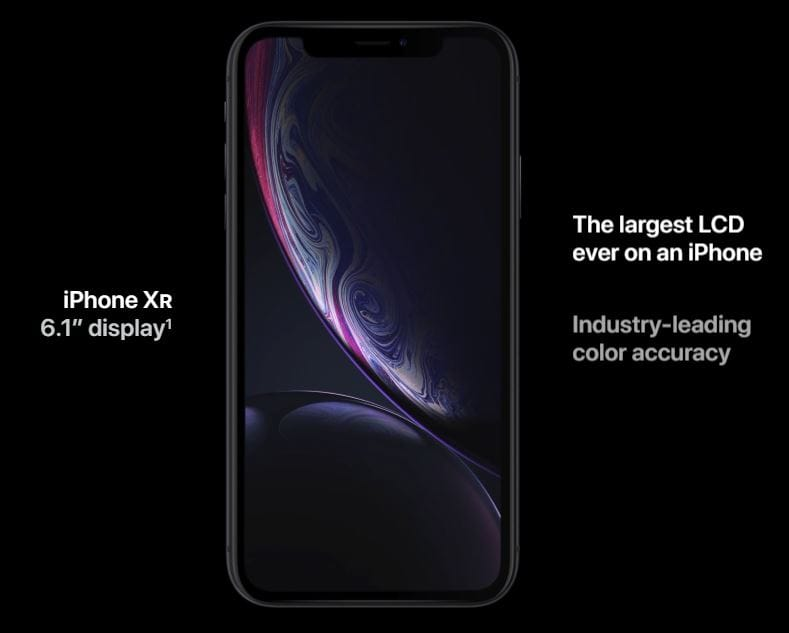 Apple iPhone XR and Trade Ins