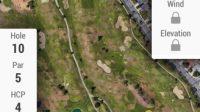#10 hole layout