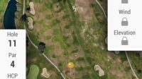 #11 hole layout