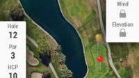 #12 hole layout
