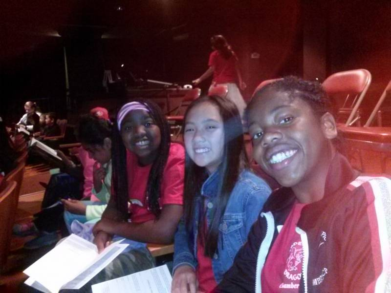 Ardenwood Elementary Musical Field Trip – The Sound Of Music