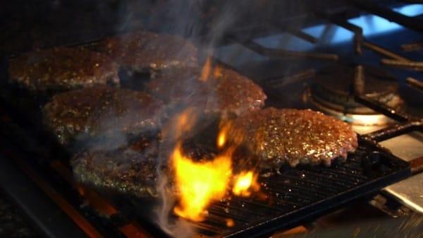Chef Audie's Gourmet Burgers